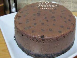濃情巧克力起士蛋糕